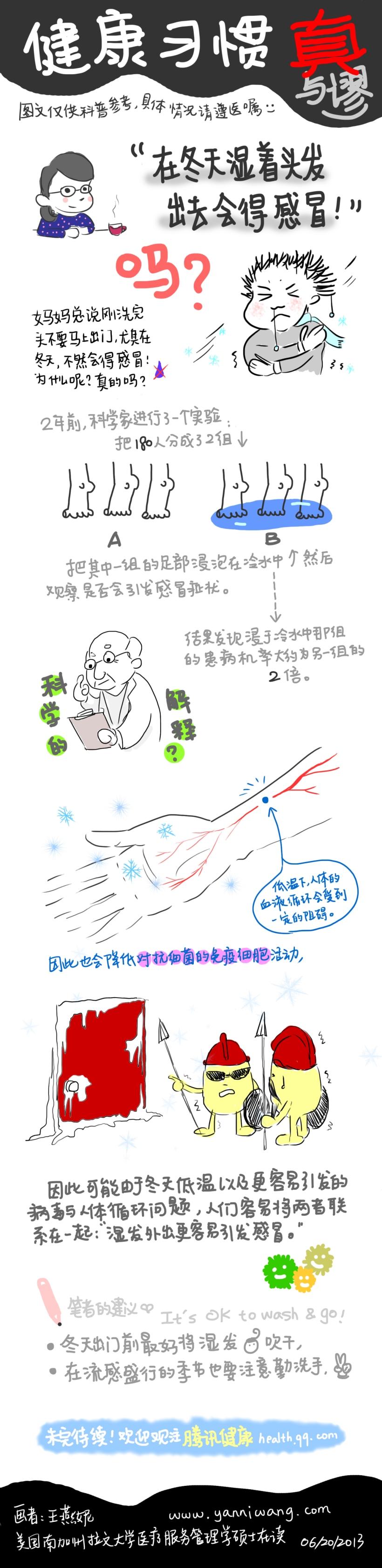 王燕妮漫画20130620